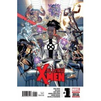 All-New X-Men, Vol. 2 Annual # 1A Regular Cory Smith Cover
