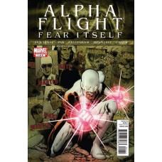 Alpha Flight, Vol. 4 #1A