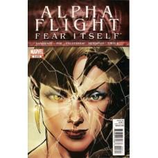 Alpha Flight, Vol. 4 #3A