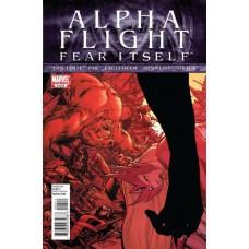 Alpha Flight, Vol. 4 #4A