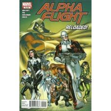 Alpha Flight, Vol. 4 #5