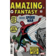 Amazing Fantasy, Vol. 1 #15 Facsimile Edition