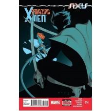 Amazing X-Men, Vol. 2 #14