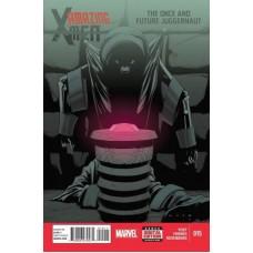 Amazing X-Men, Vol. 2 #15A