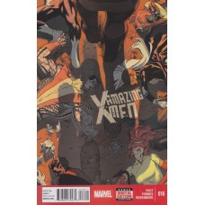 Amazing X-Men, Vol. 2 #16
