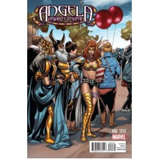 Angela: Asgard's Assassin #2C