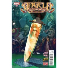 Angela: Asgard's Assassin #4