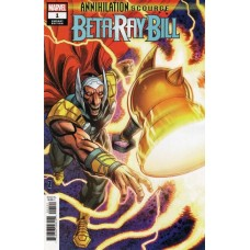 Annihilation - Scourge: Beta Ray Bill #1B