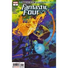 Annihilation - Scourge: Fantastic Four #1A