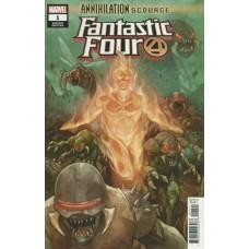 Annihilation - Scourge: Fantastic Four #1B