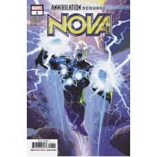 Annihilation - Scourge: Nova #1A