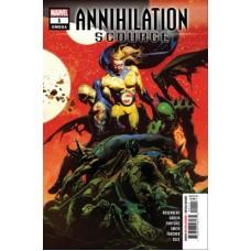 Annihilation - Scourge: Omega #1A