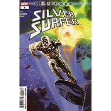Annihilation - Scourge: Silver Surfer #1A