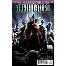Annihilators #2A