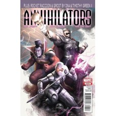Annihilators #4A
