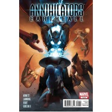 Annihilators Earthfall #1A