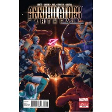 Annihilators Earthfall #2
