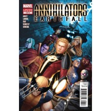 Annihilators Earthfall #4