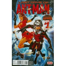 Ant-Man: Last Days #1A