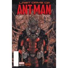 Ant-Man: Last Days #1B