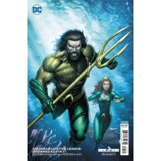 Aquaman / Justice League: Drowned Earth #1B