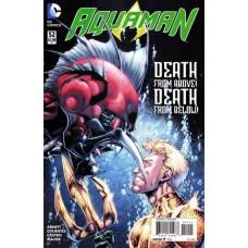 Aquaman, Vol. 7 #52A