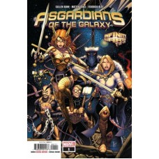 Asgardians of the Galaxy #1A