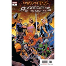 Asgardians of the Galaxy #8A