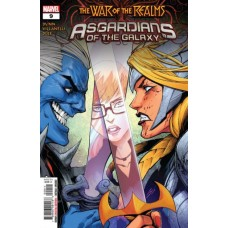 Asgardians of the Galaxy #9A