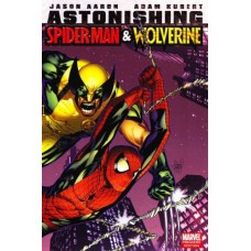 Astonishing Spider-Man & Wolverine #HC