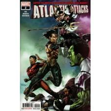 Atlantis Attacks #2A