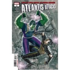 Atlantis Attacks #3A