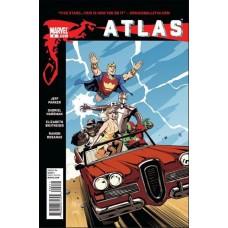 Atlas (2010) #2A