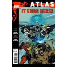 Atlas (2010) #5
