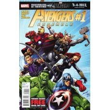 Avengers Assemble, Vol. 2 (2012) #1A