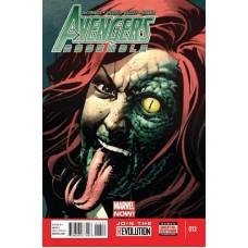 Avengers Assemble, Vol. 2 (2012) #13A