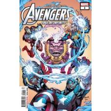 Avengers: Edge of Infinity #1A