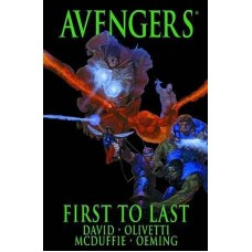 Avengers: First To Last #A
