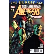 Avengers Prime #1A