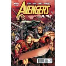 Avengers Prime #5A