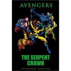 Avengers Serpent Crown #0HC