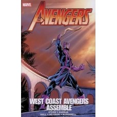 Avengers West Coast Avengers Assemble #TP