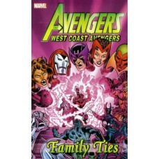 Avengers West Coast: Family Ties #TP