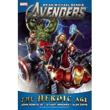 Avengers by Brian Michael Bendis: Heroic Age #1HC-B