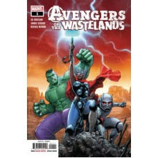 Avengers of the Wastelands #1A