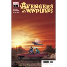 Avengers of the Wastelands #2A