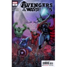 Avengers of the Wastelands #3A