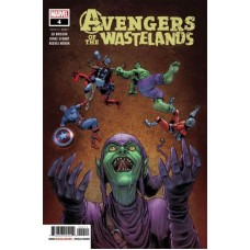 Avengers of the Wastelands #4A
