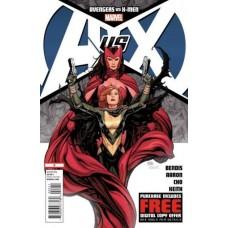 Avengers vs. X-Men #0A