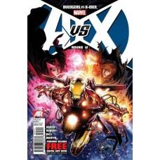 Avengers vs. X-Men #12A